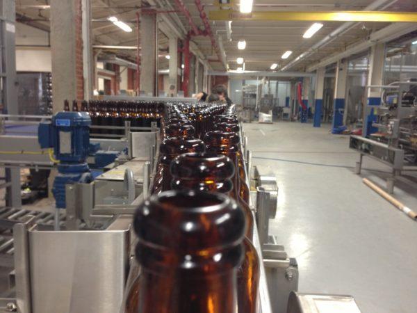 Beer Bottling Line VanZyverden Inc