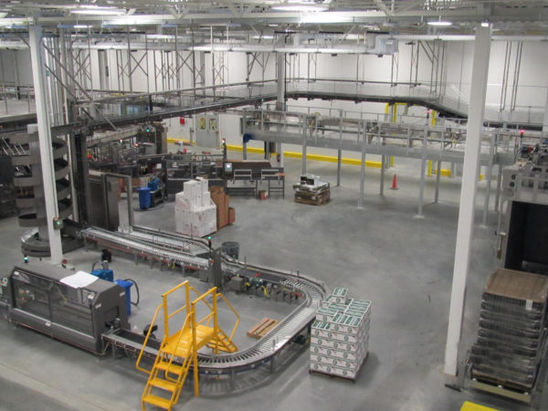 Packaging Line Installation