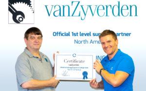 Leibinger Filler VanZyverden Inc. United States