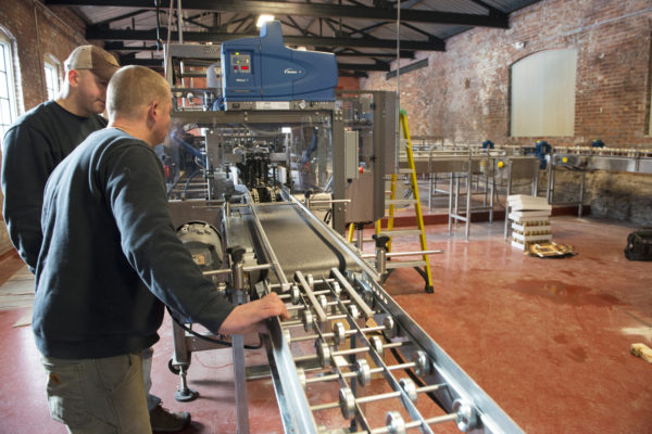 Canning Packaging Line