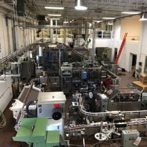VanZyverden Inc Complete Packaging Line